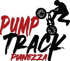 Logo Pump Track Torino Nero